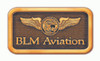 Bureau of Land Management Aviation Buckle