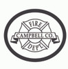 Campbell County Fire Department Buckle