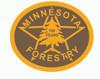 Minnesota Forestry Buckle