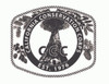 California Conservation Corps Buckle (WS)