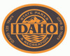 Idaho State Parks & Recreation 125 Years Buckle