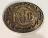 Oakland Fire District Buckle (RESTRICTED)