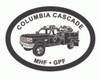 Columbia Cascade Buckle (RESTRICTED)