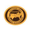 Southern Area Gold Team Buckle (RESTRICTED)