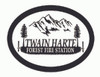 Twain Harte Forest Fire Station Buckle - Large (RESTRICTED)