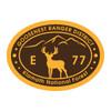 Goosenest Ranger District E77 Klamath National Forest Buckle
