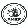 Rocky Mountain Elk Foundation Medallion (large for plaques) (2021)