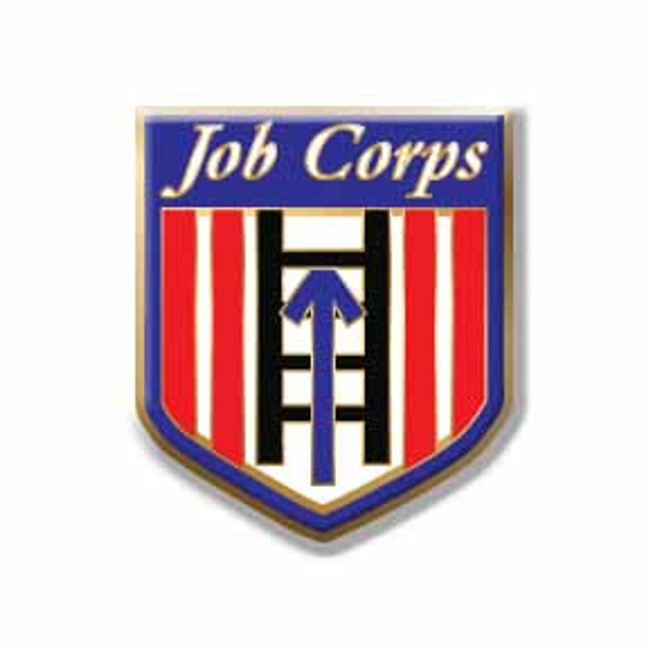 Job Corps Pin