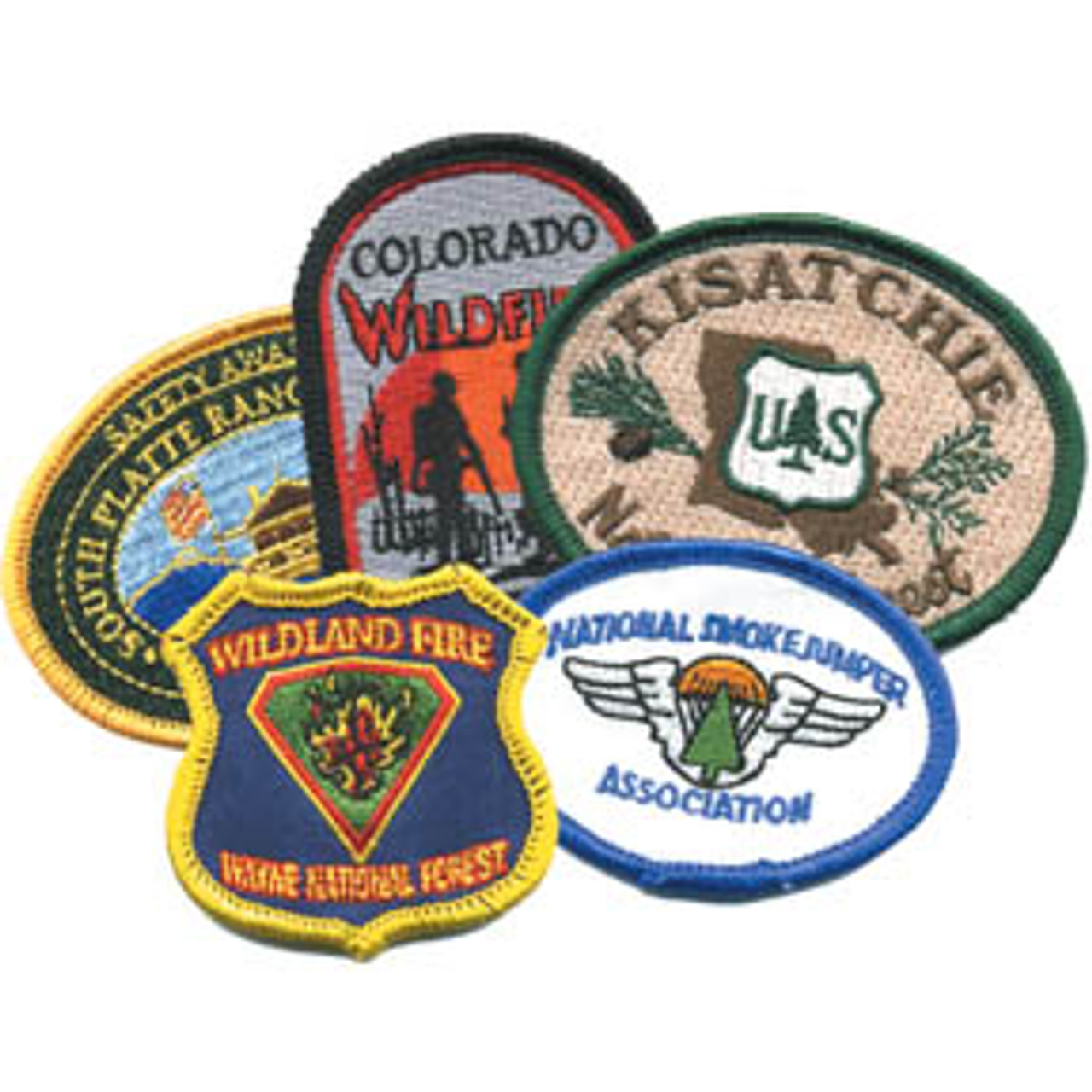Custom Patches - Please contact Nicole: art@westernheritage.com