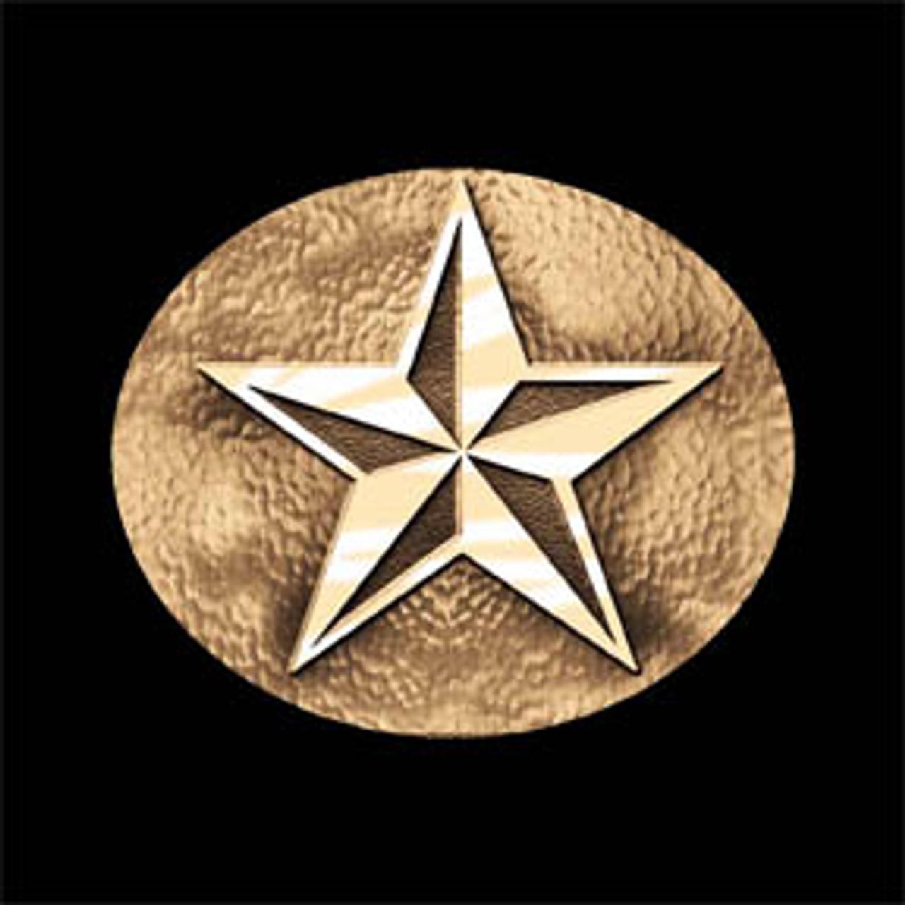 Nautical Star Buckle