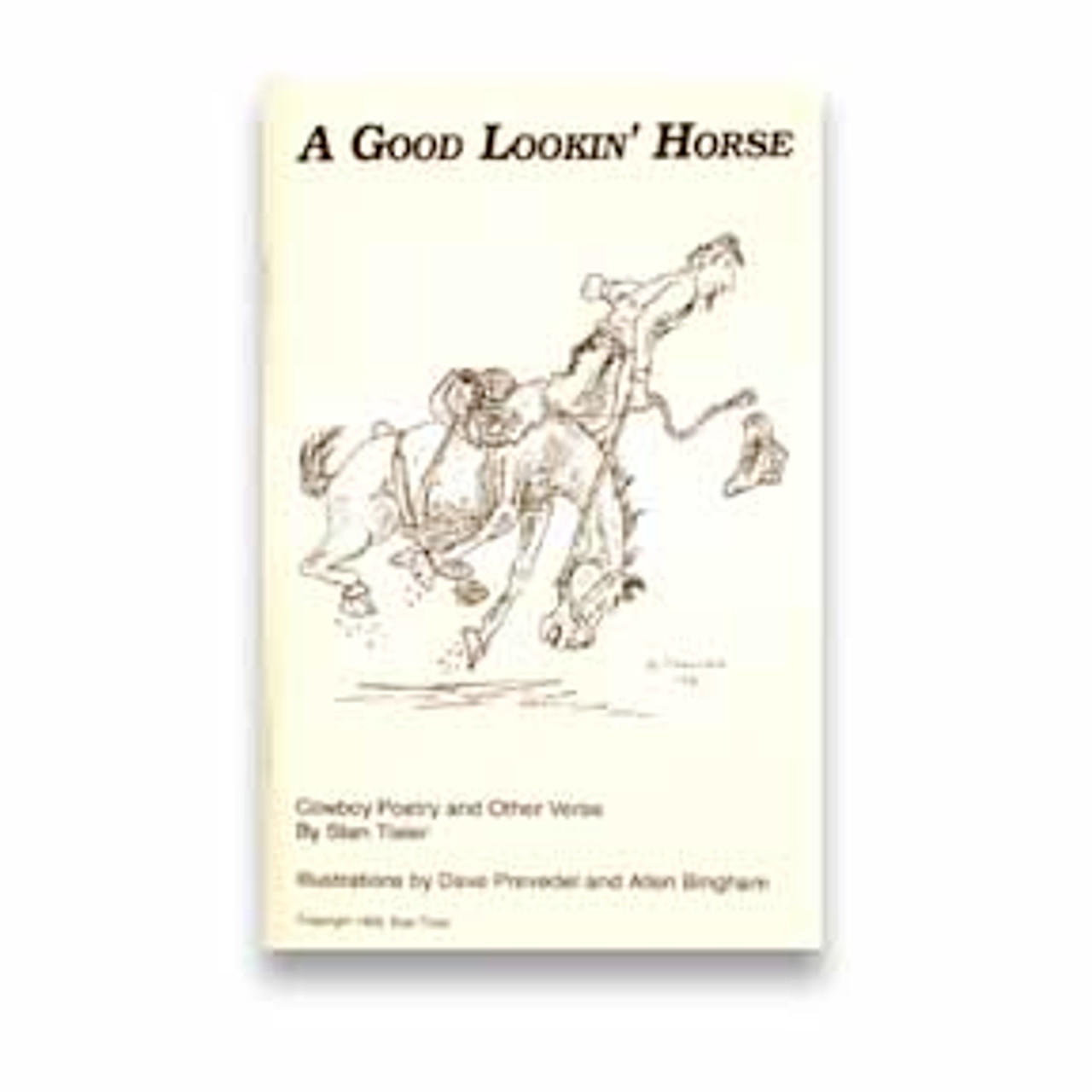 A Good Lookin Horse Book
