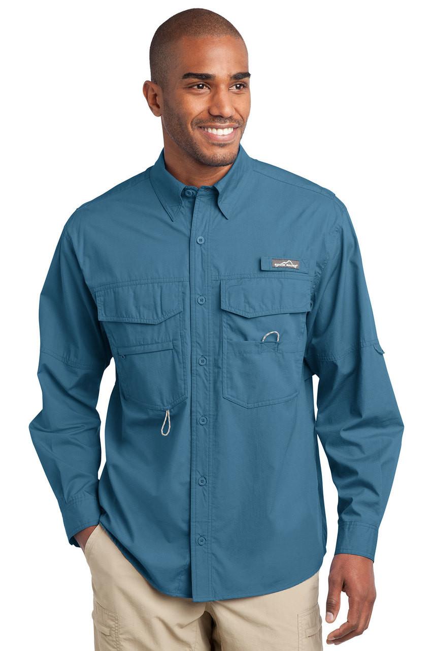 Eddie Bauer® - Long Sleeve Fishing Shirt*