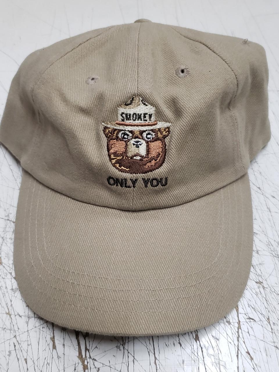 Khaki Smokey Cap (DISCONTINUED)