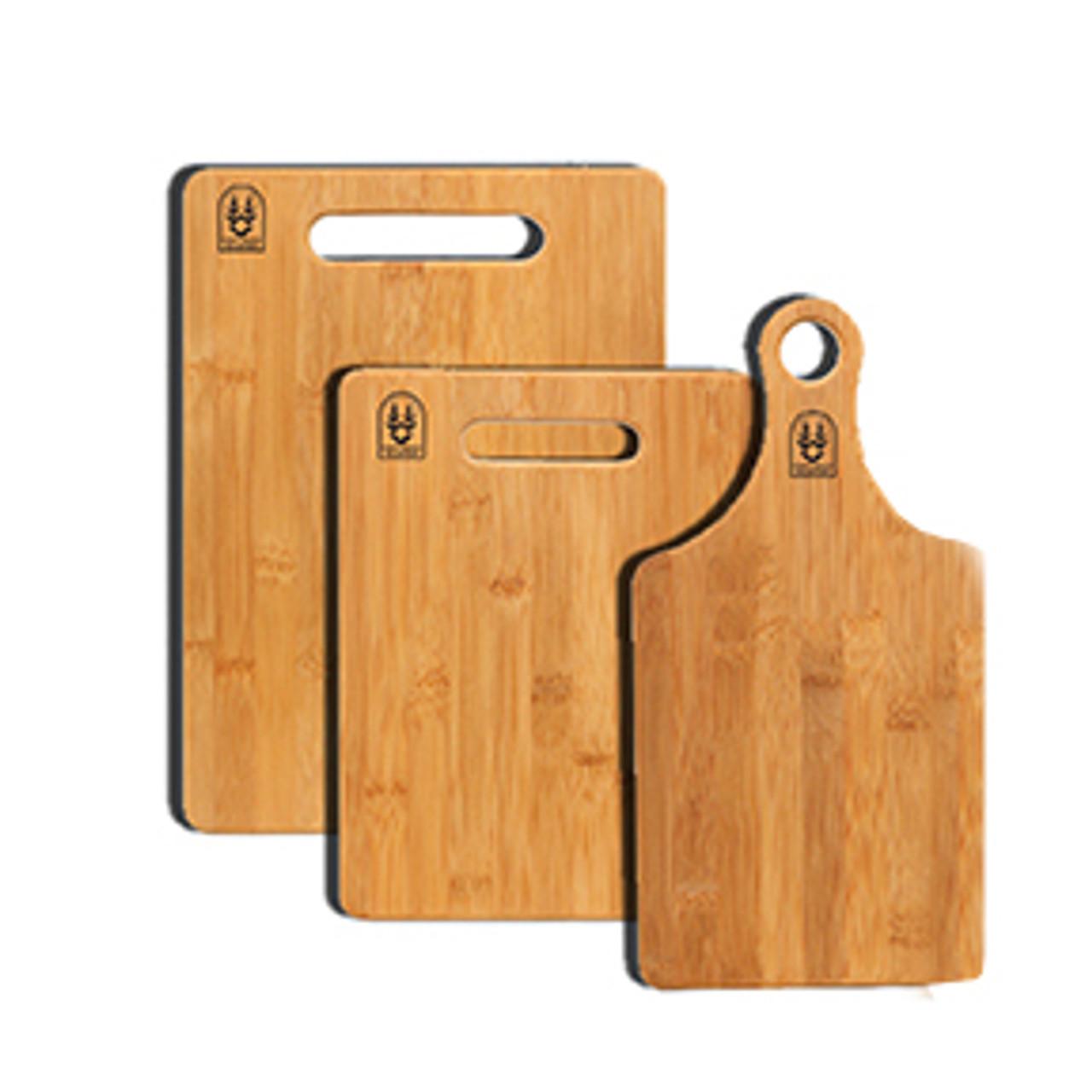 Bamboo Cutting Board - Large Rectangle