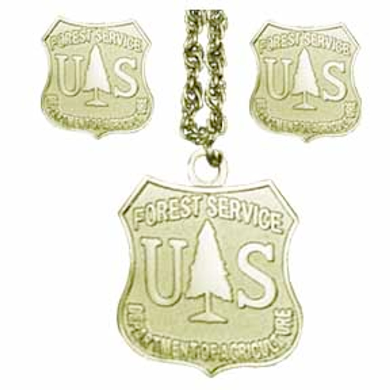 FS Earring & Necklace Set