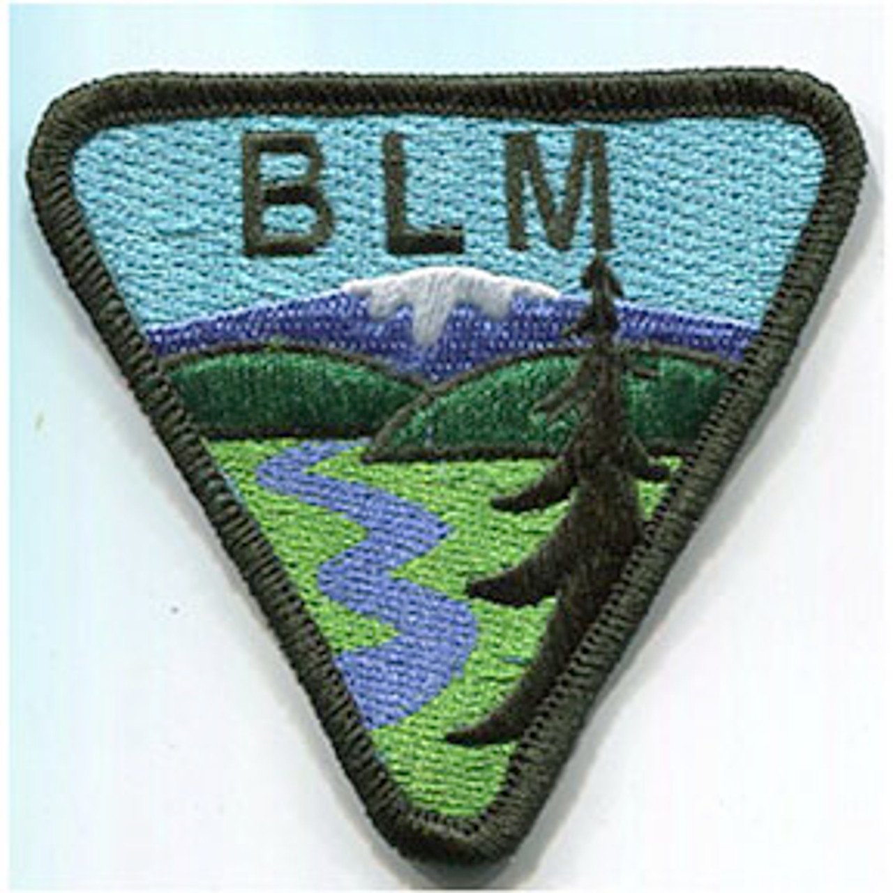 Bureau of Land Management Large Patch