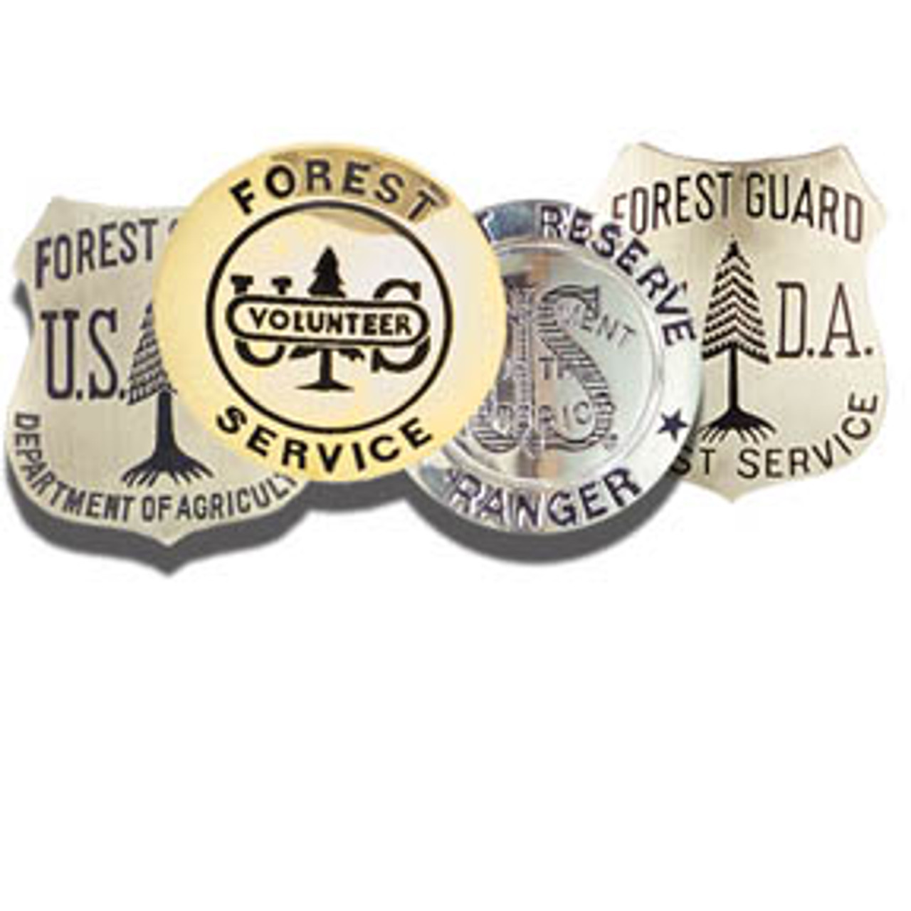 Custom Badges or Coins CAST IN-HOUSE - Please contact Nicole: art@westernheritage.com