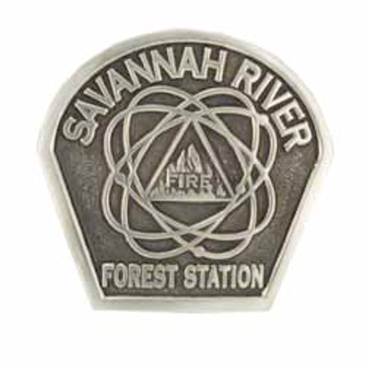 Savannah River Forest Station Buckle