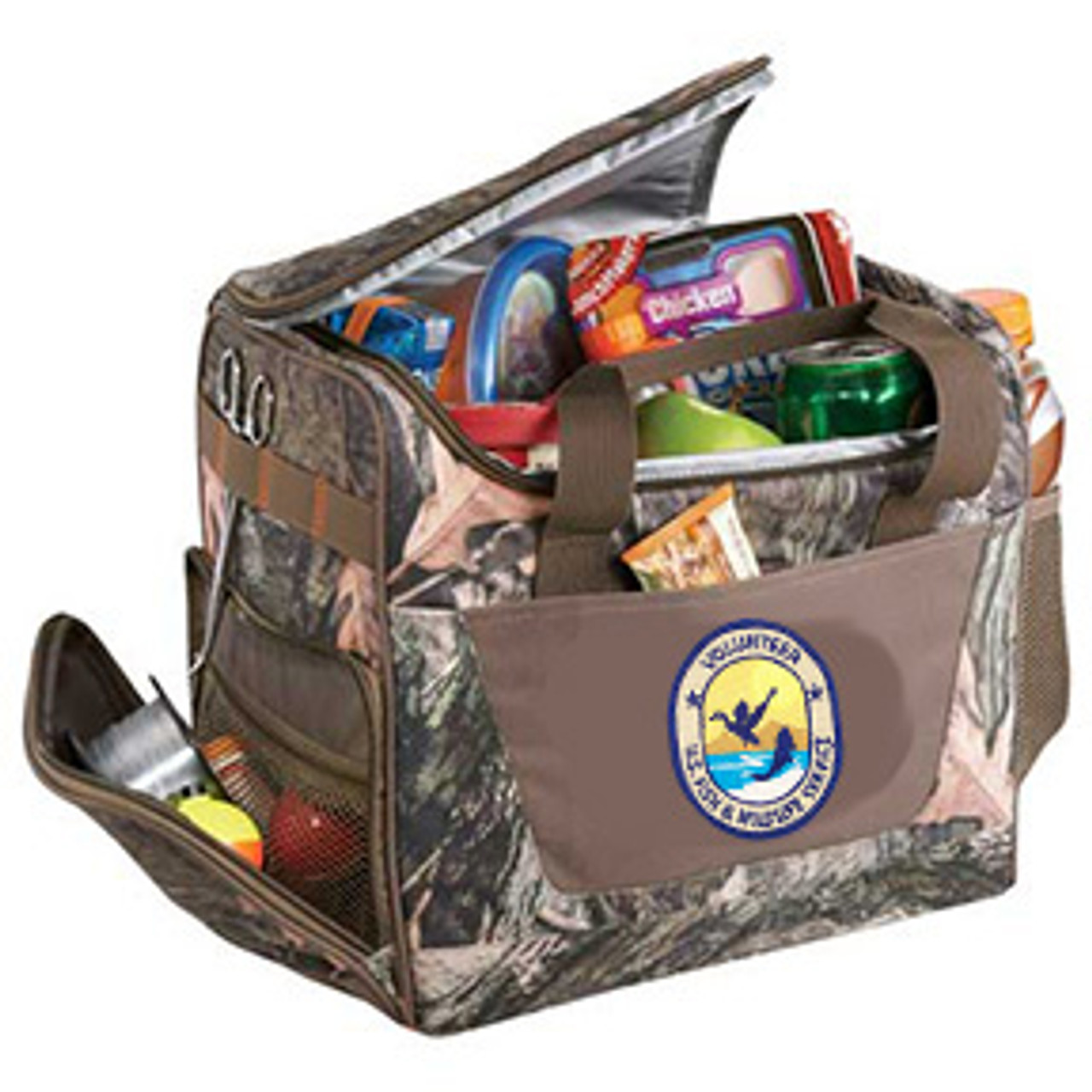 Camo Lunch Cooler (NM)
