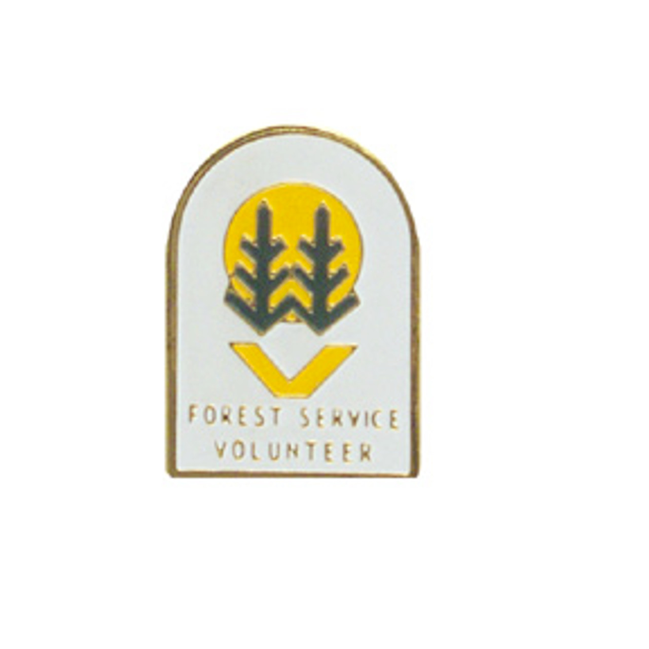 US Forest Service Volunteer Lapel Pin (DISCONTINUED)