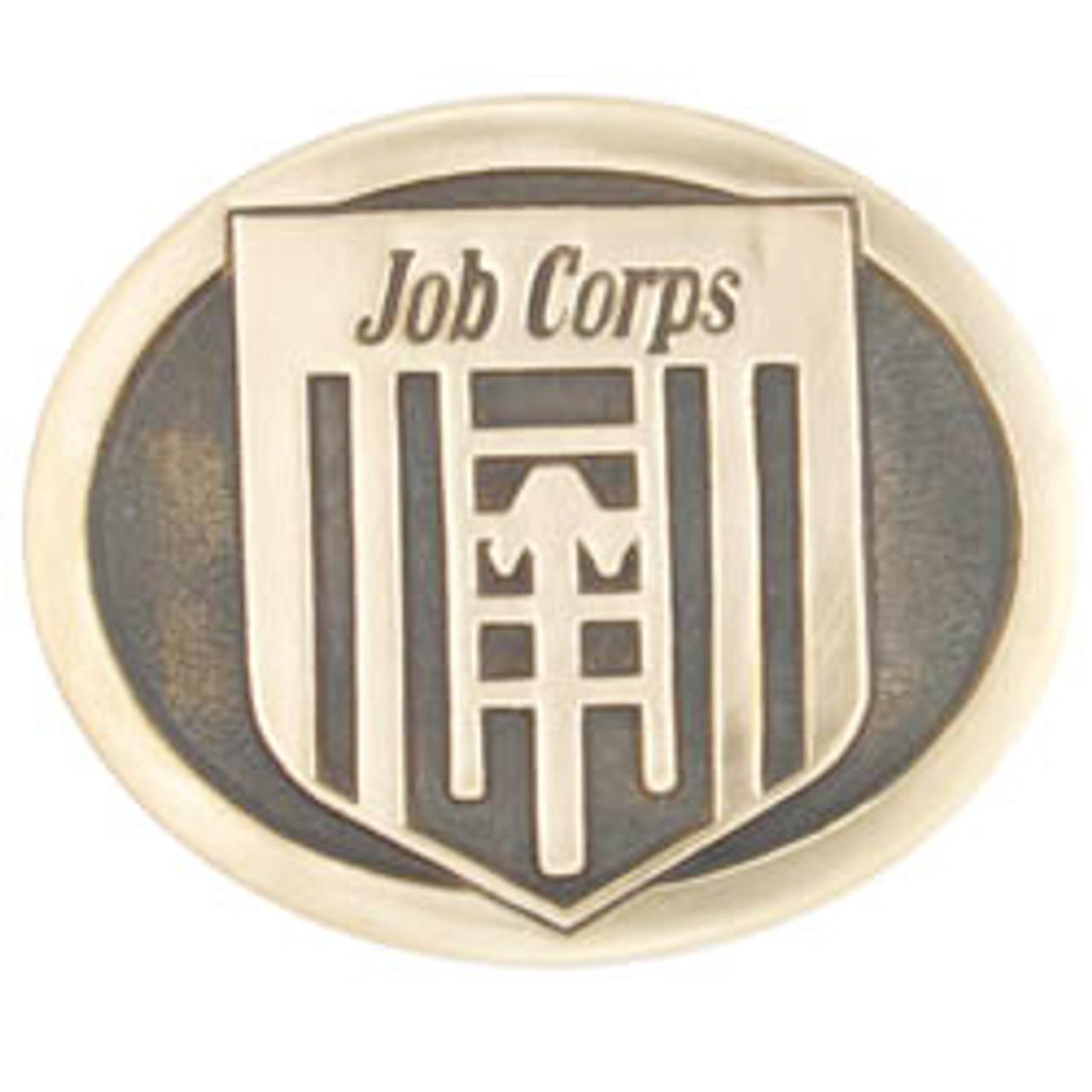 Job Corps Buckle