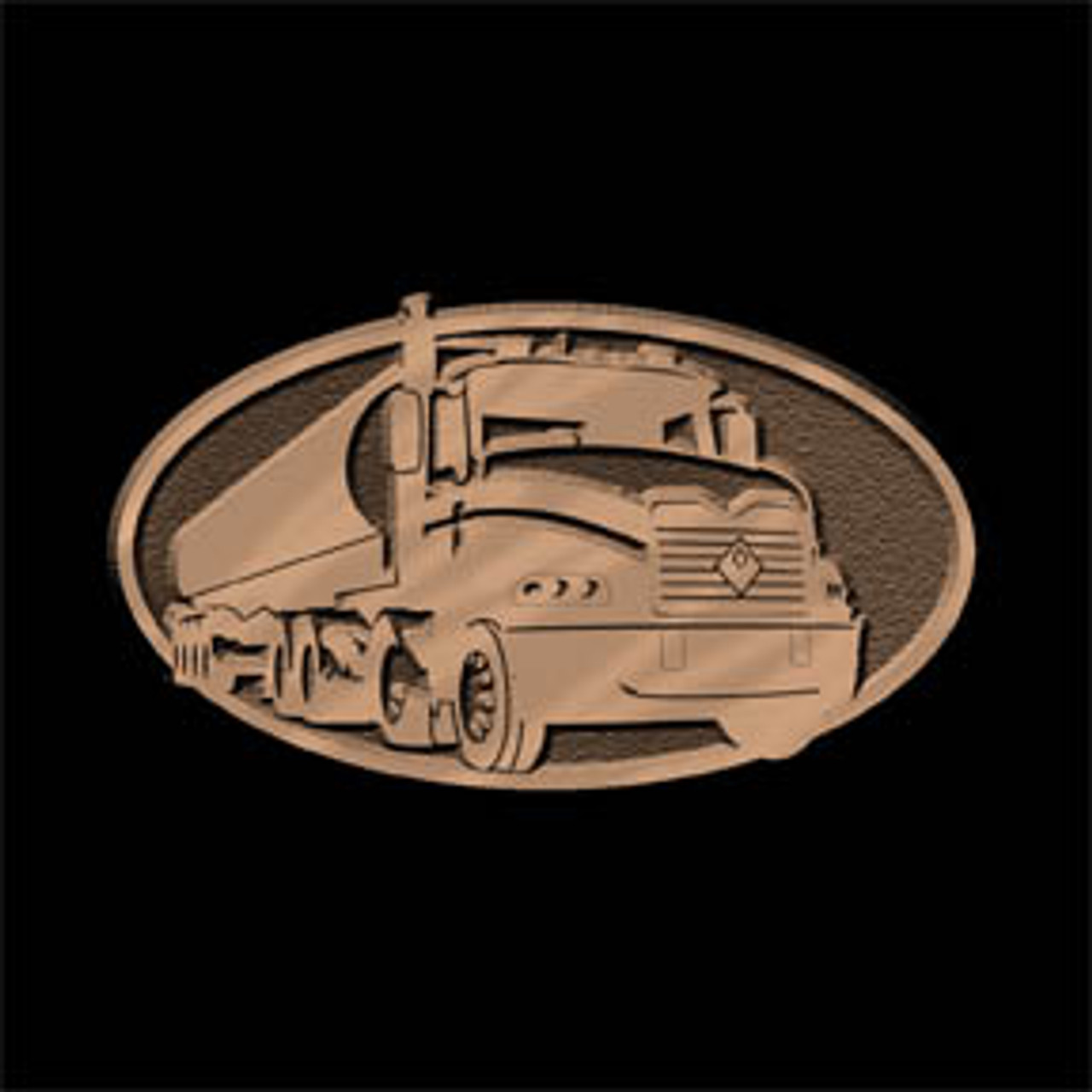Semi Truck Buckle
