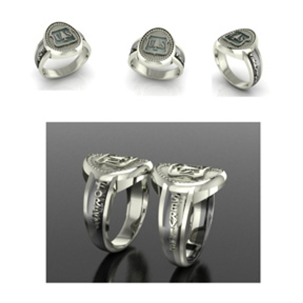 Forest Service Ring (Women's)
