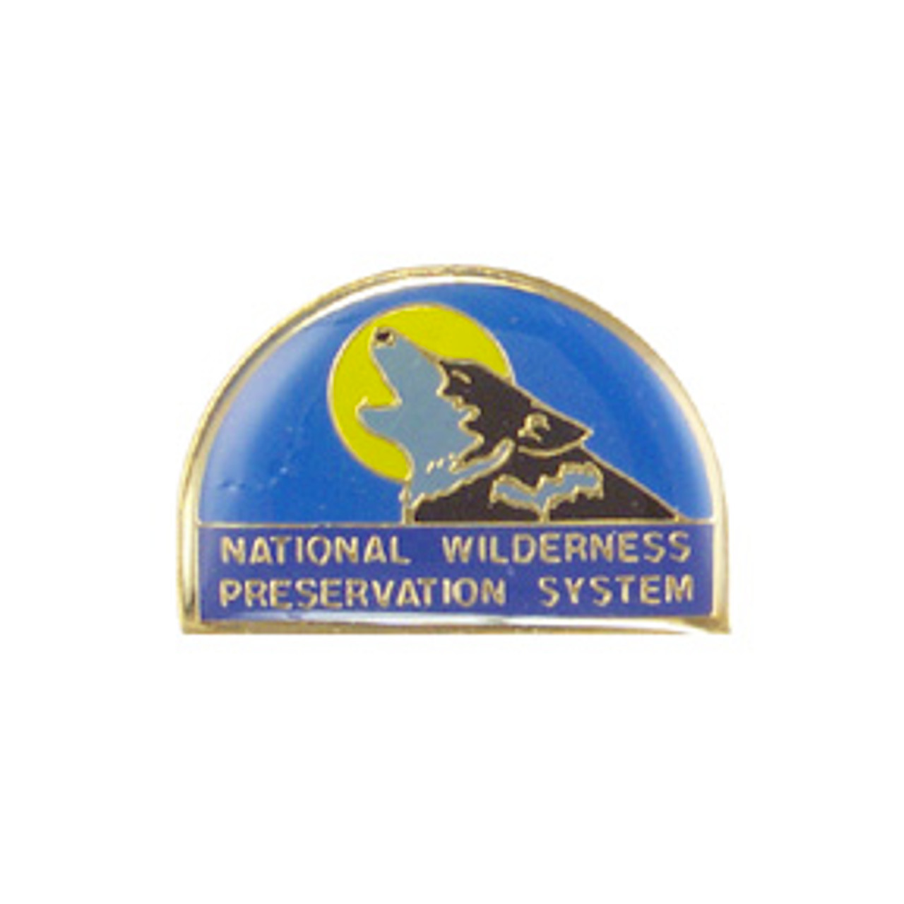 National Wilderness Preservation System Lapel Pin