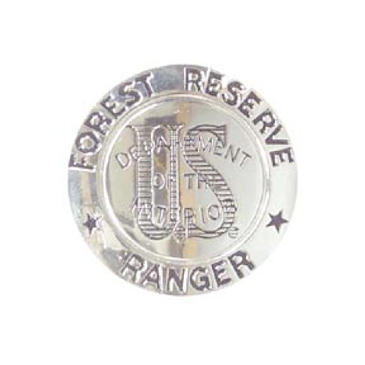 US Forest Service Reserve Ranger Badge