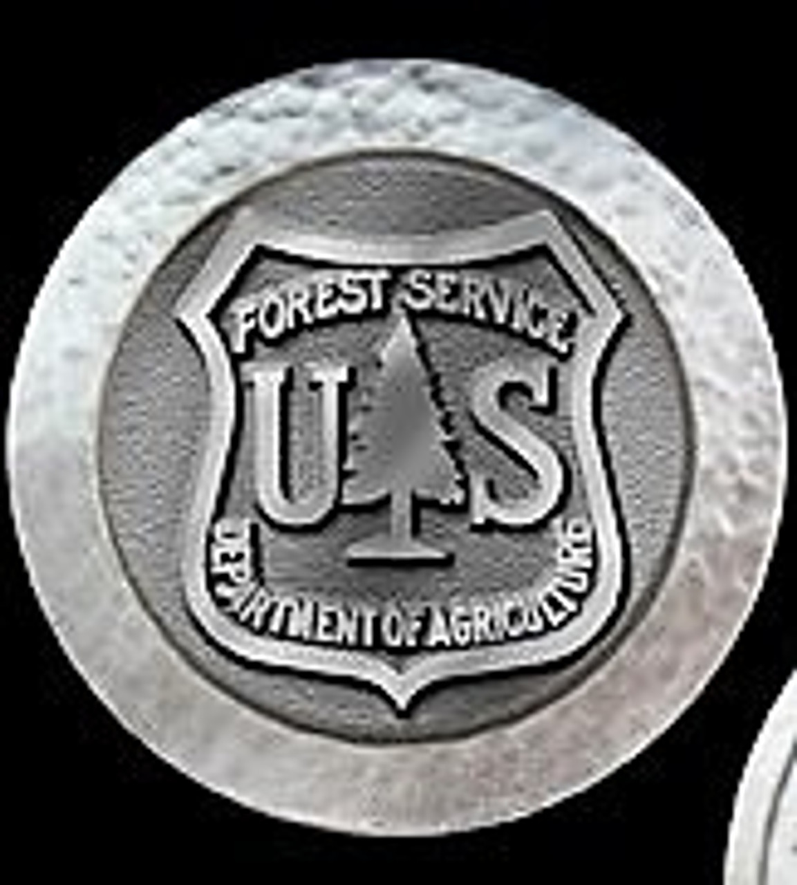 Forest Service Volunteer Appreciation Coin