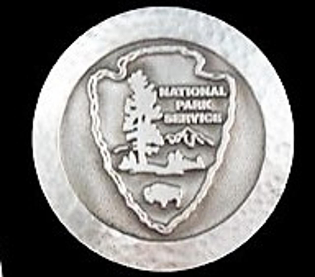 National Park Service Volunteer Appreciation Coin
