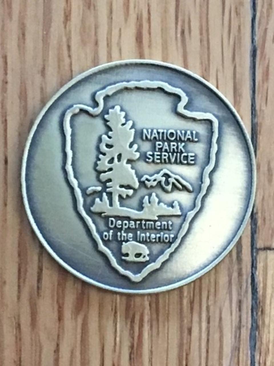 National Park Service Spur Set