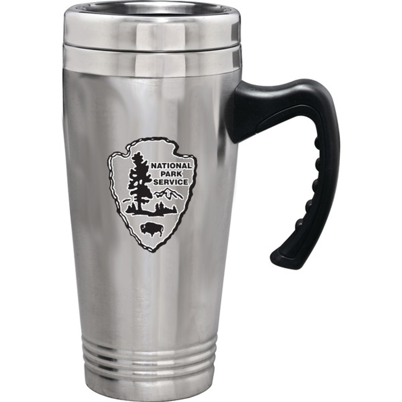 Stainless Steel Travel Mug - National Park Service (Discontinued)