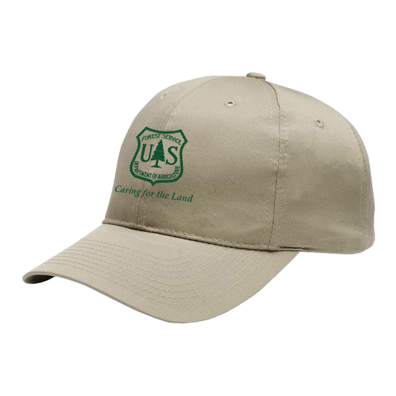 Forest Service Cap - Khaki