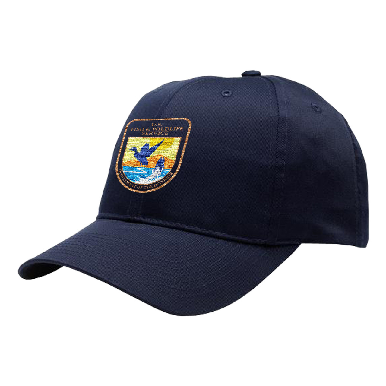 Fish & Wildlife Service Cap - Navy