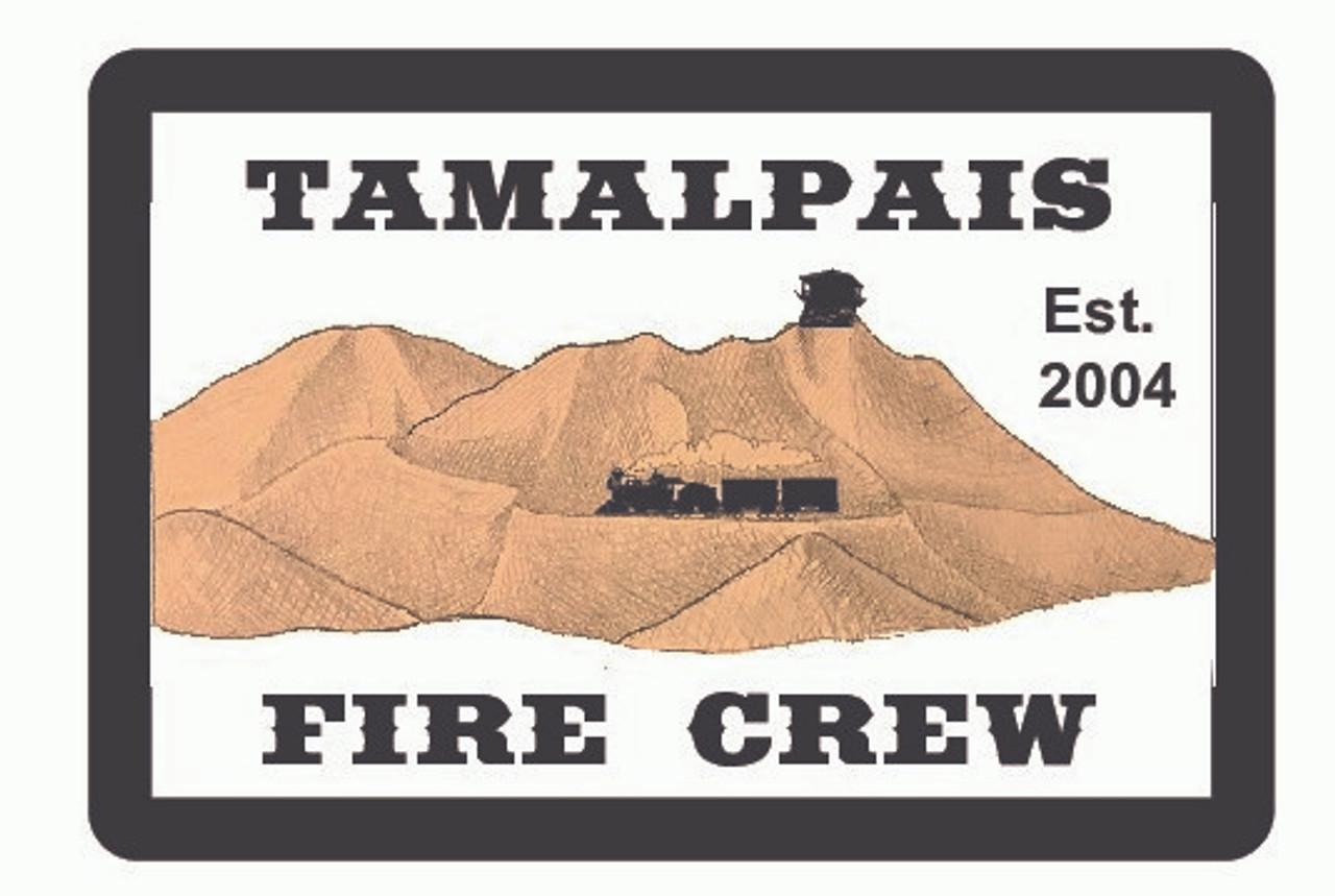 Tamalpais Fire Crew Buckle (RESTRICTED)