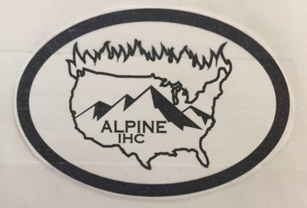 Alpine IHC Buckle (RESTRICTED)