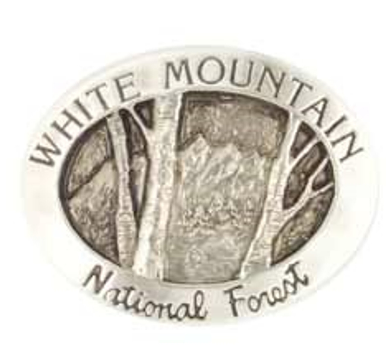 White Mountain National Forest Buckle