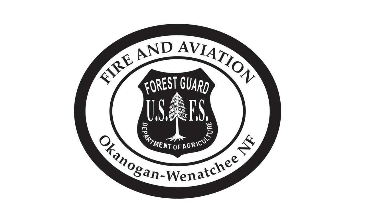 Okanogan-Wenatchee National Forest Fire & Aviation Buckle
