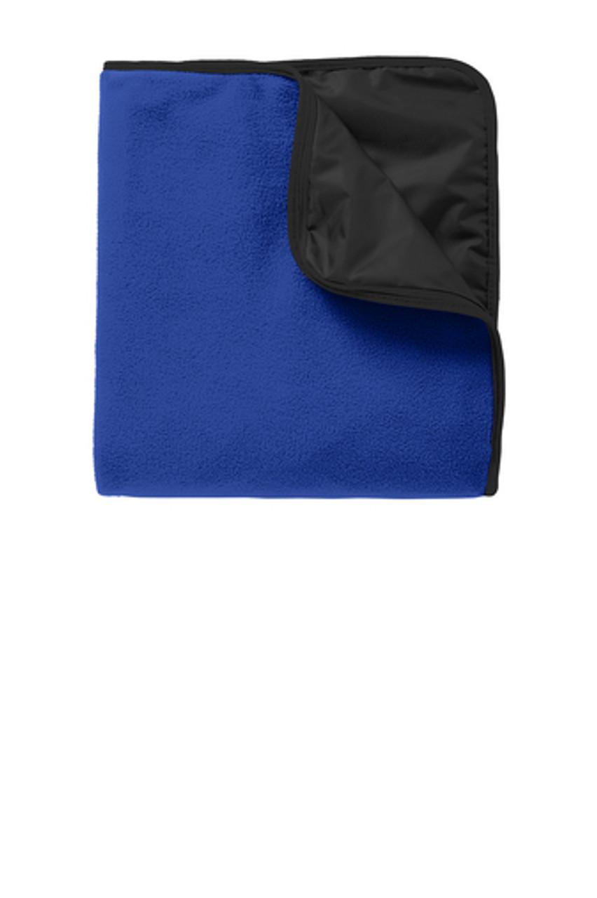 Fleece & Poly Travel Blanket (NM)