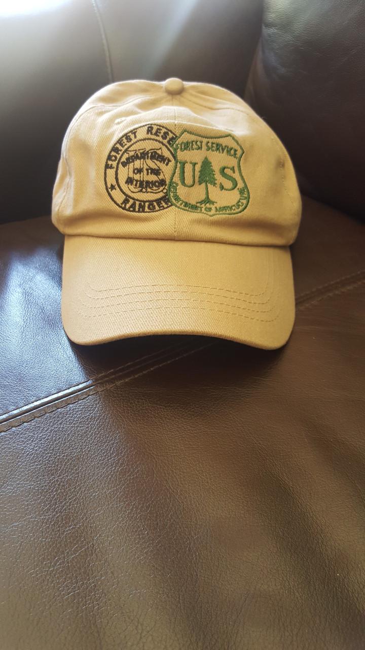 Forest Service Centennial Cap