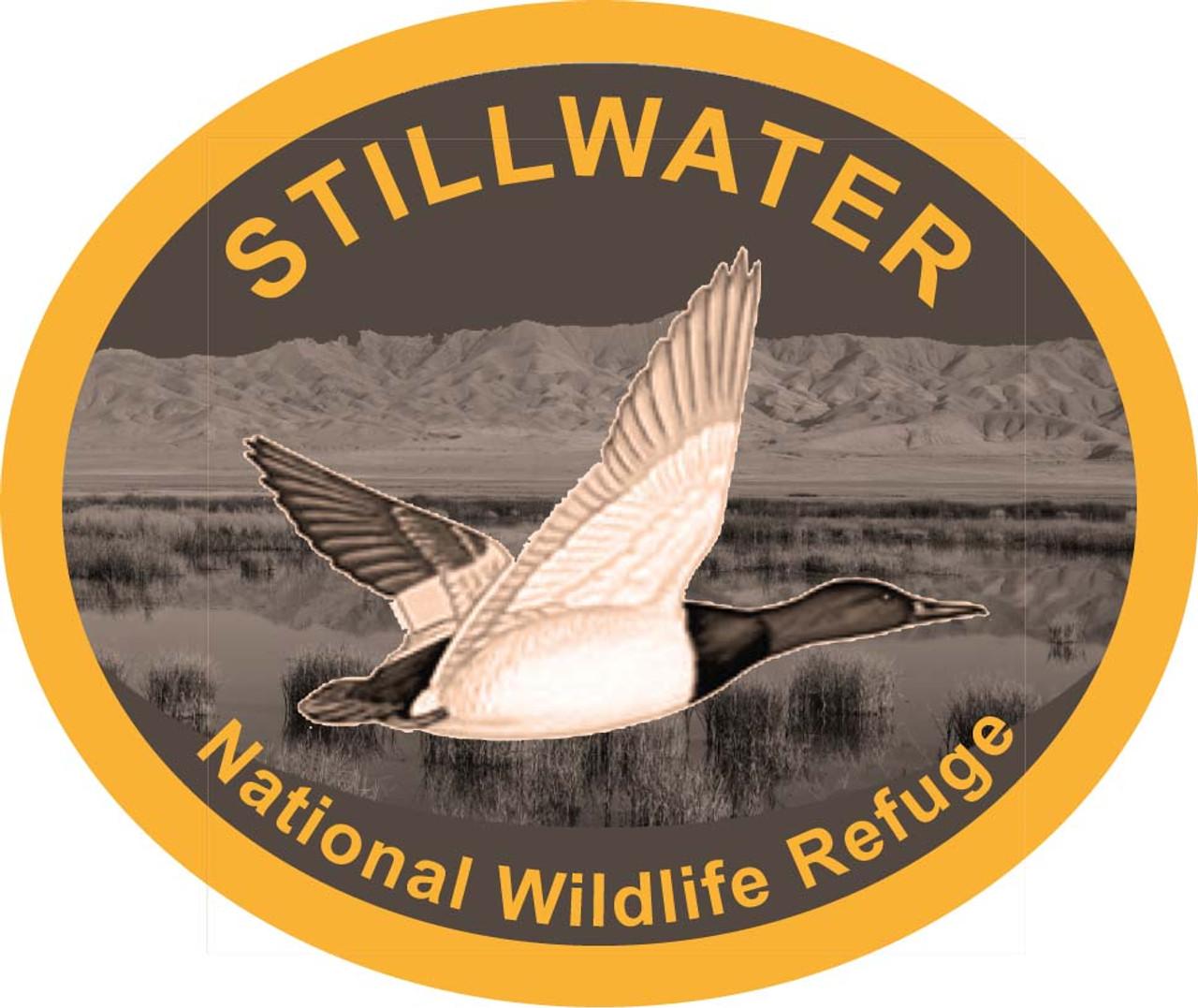Stillwater NWR Buckle