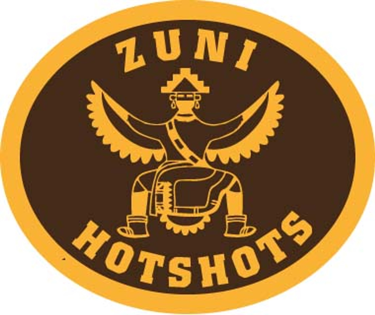 Zuni Hotshots-2019 Buckle (RESTRICTED)