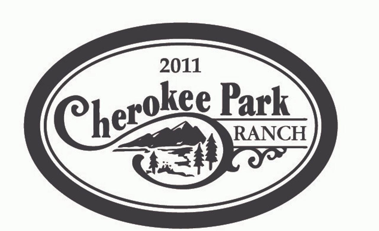 Cherokee Park Ranch 2011 Buckle