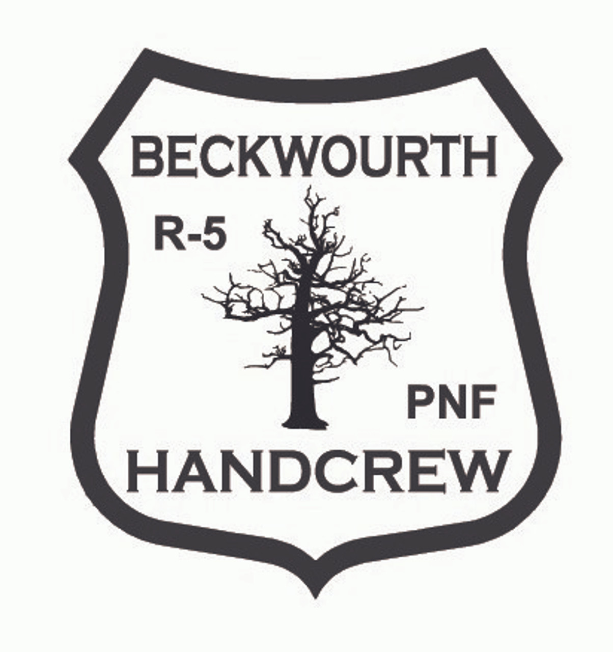 Beckwourth Hand Crew Buckle (RESTRICTED)