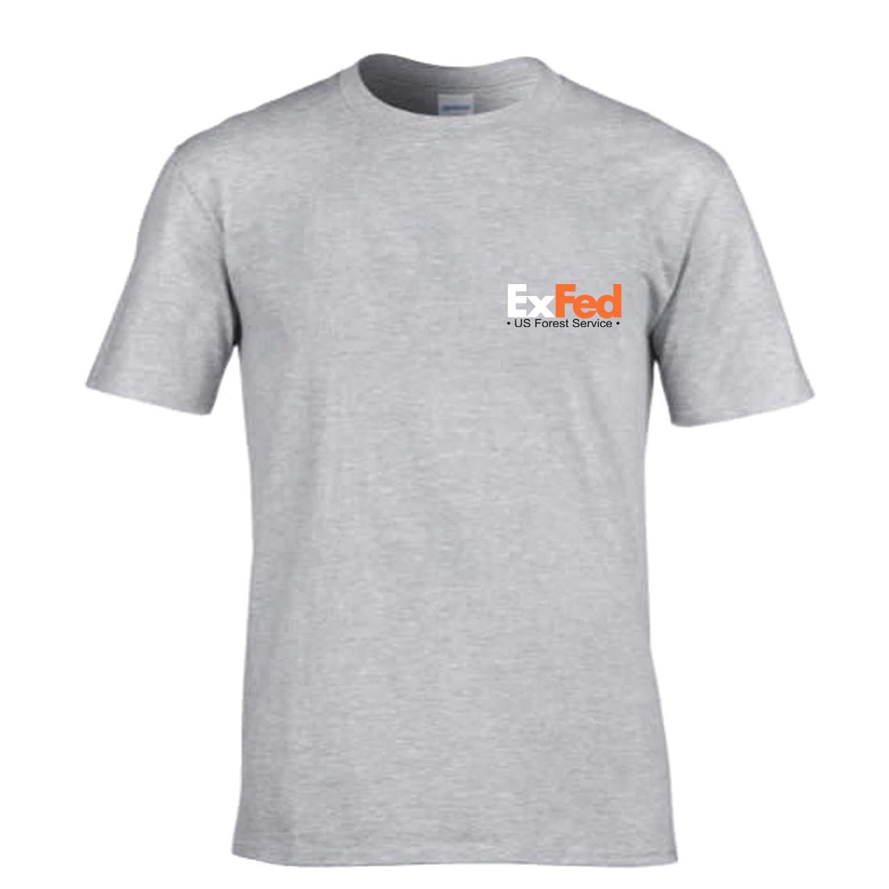ExFed Shirt GREY