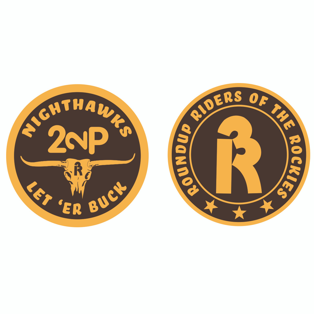 Nighthawks 3R Coin BRONZE (RESTRICTED)