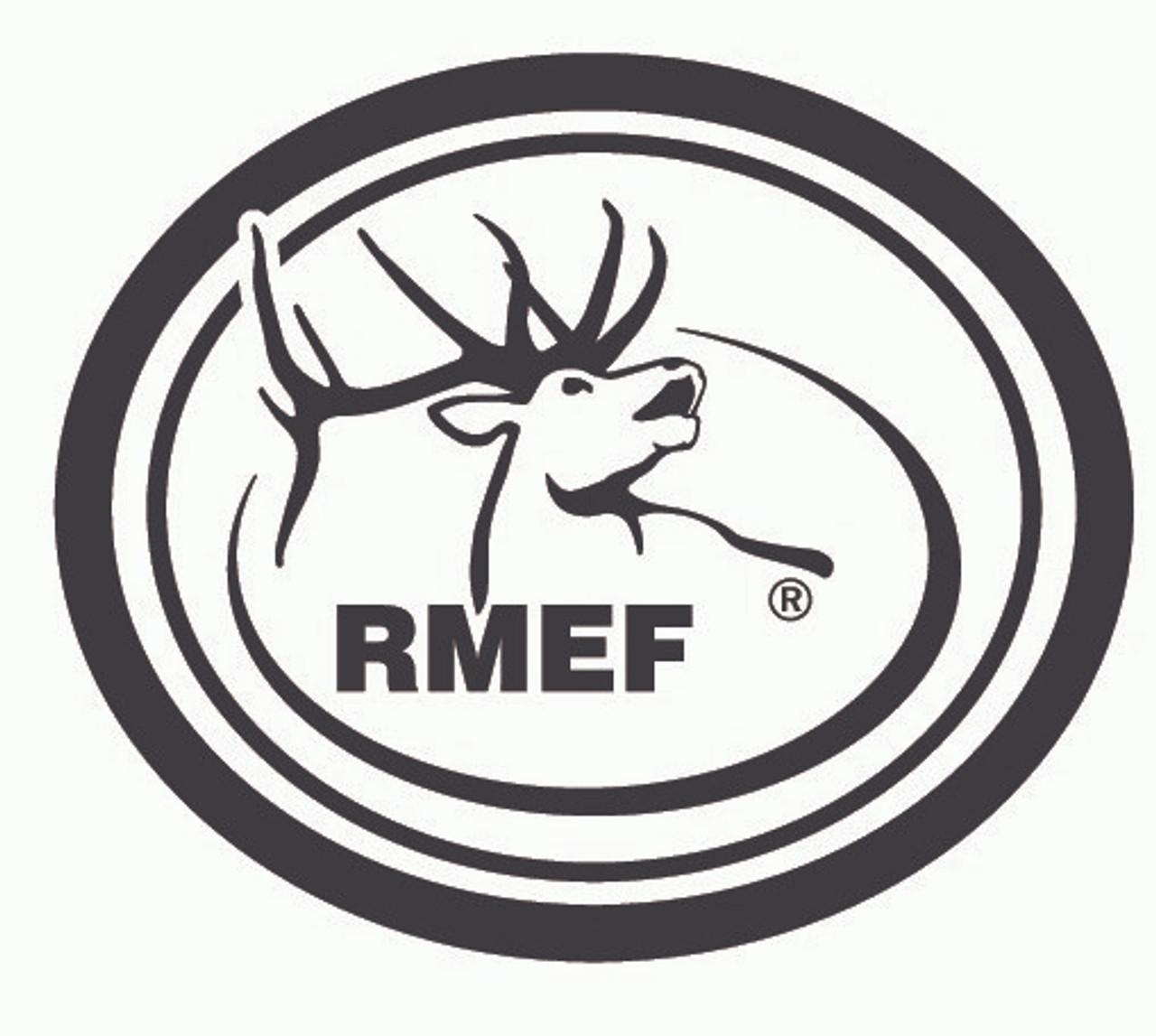 Rocky Mountain Elk Foundation Buckle