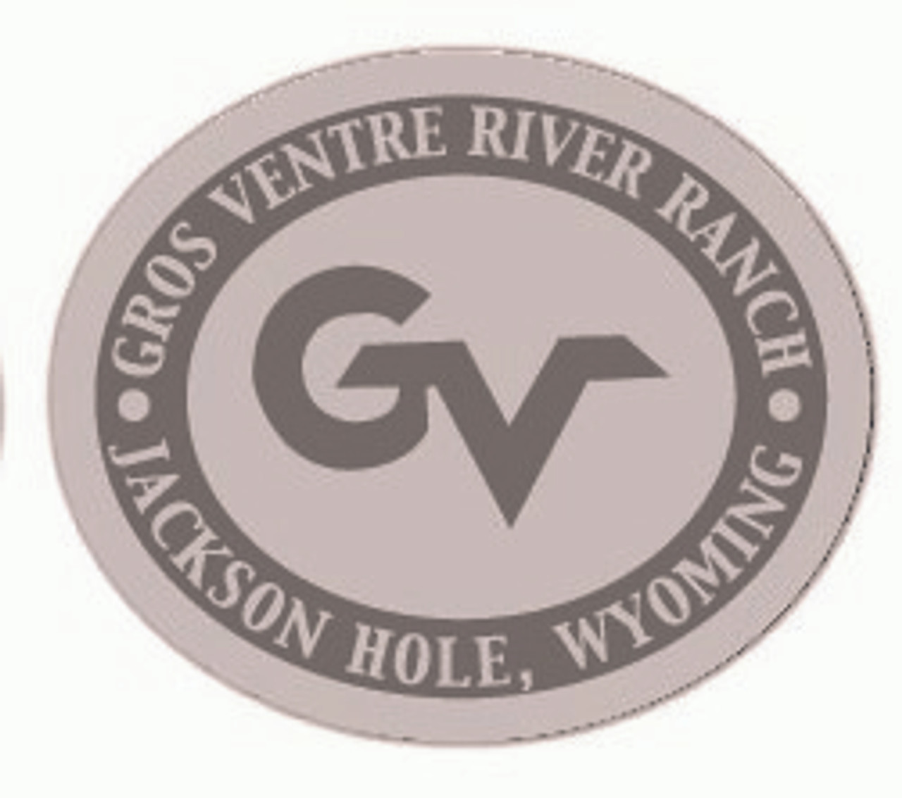 Gros Ventre River Ranch #2 Buckle (RESTRICTED)