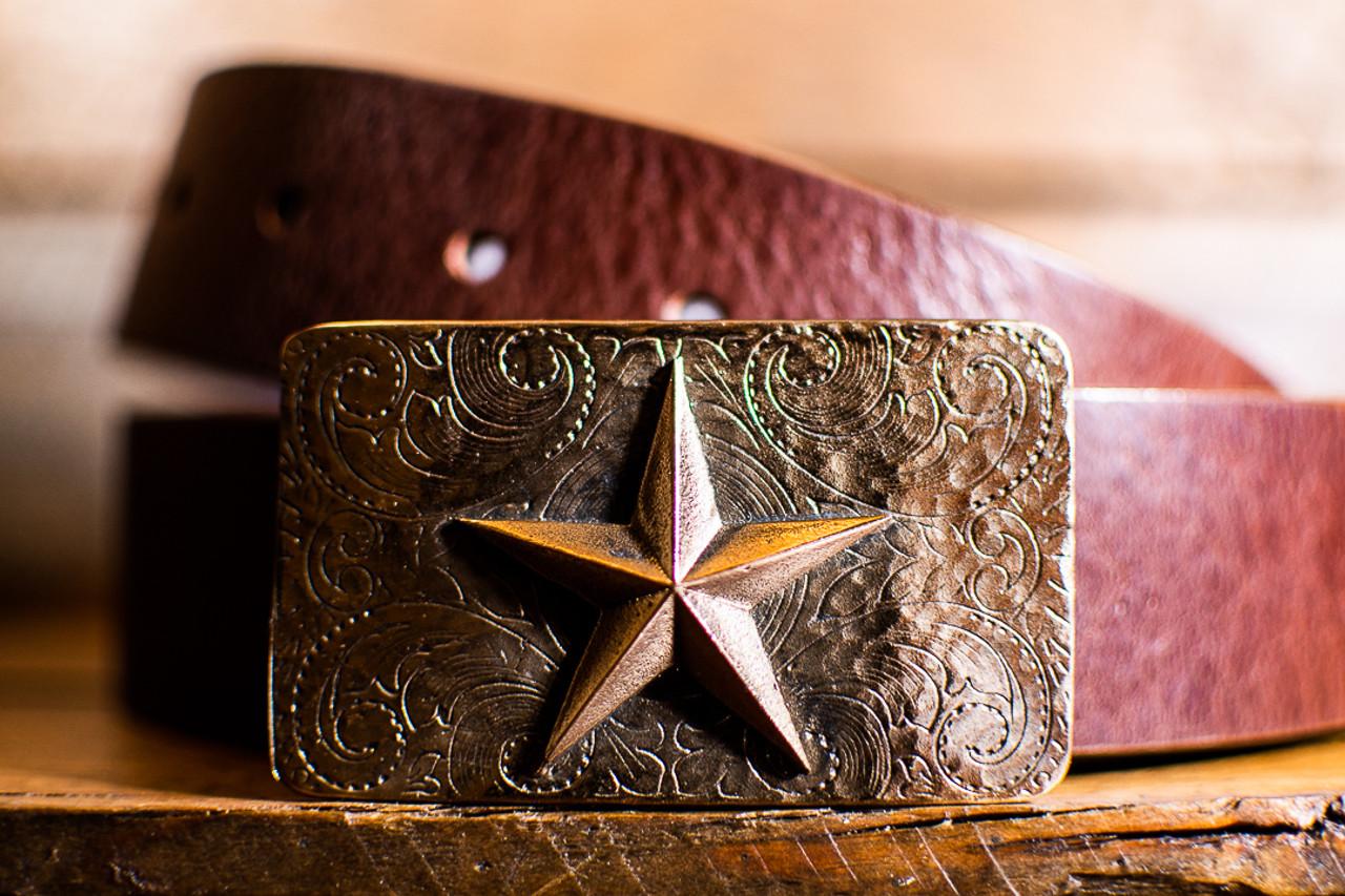 Western Star Buckle